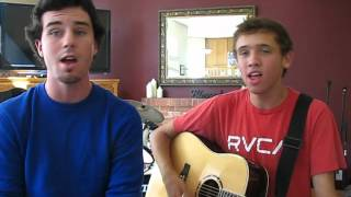 As Long As You Love Me Cover by Aidan and Bo