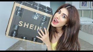 HUGE CLOTHING HAUL! | (Shein,HnM) | Malvika Sitlani