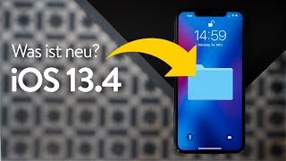 iOS 13.4 - Was ist neu?