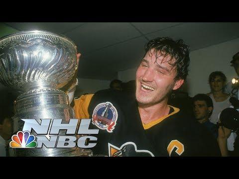 Hockey legends Bobby Orr, Wayne Gretzky, Sidney Crosby talk NHL careers | NBC Sports