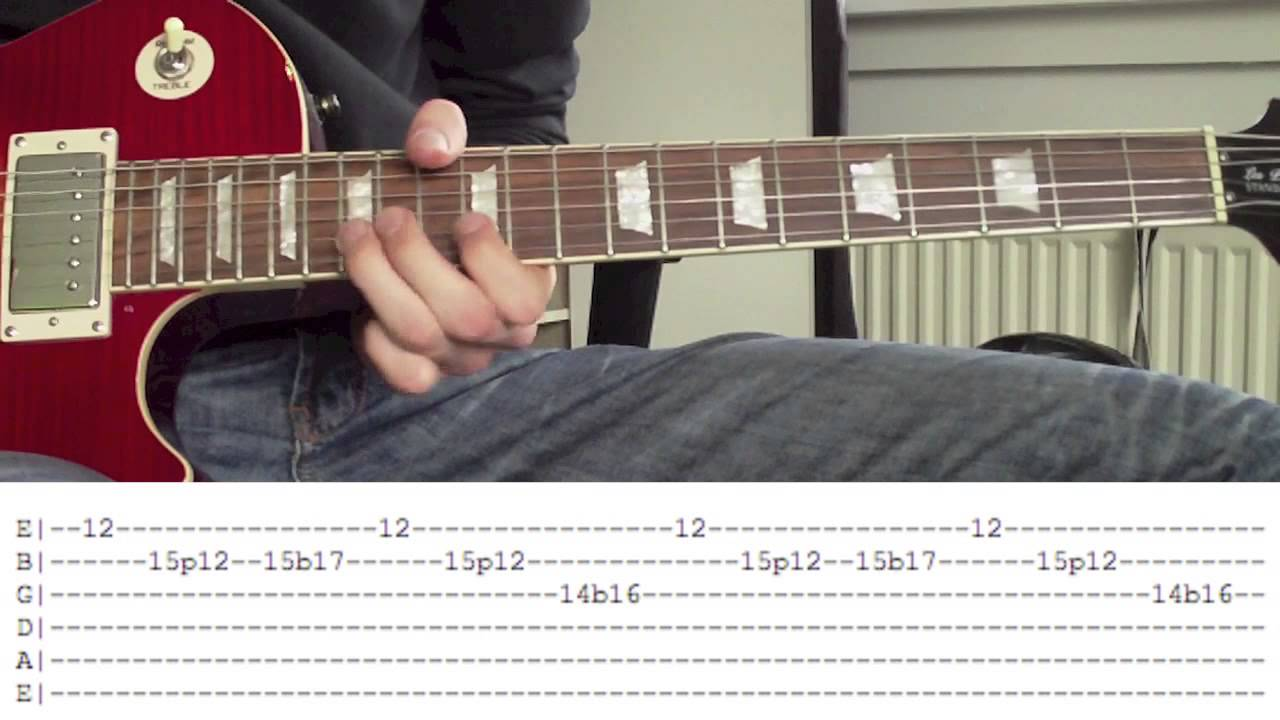 Sweet Child Of Mine Acoustic Guitar Chords Gallery ...