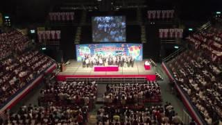 中華基督教會區會校歌