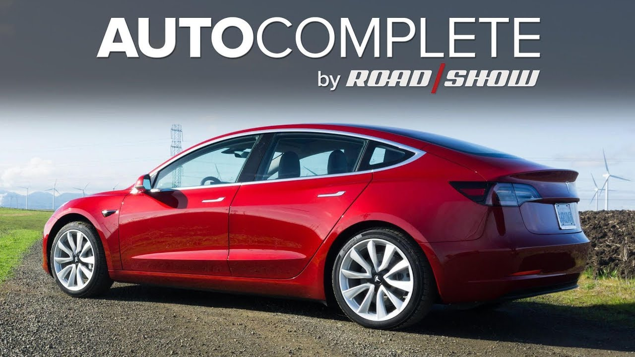 AutoComplete: Tesla ignores California roads for self-driving in 2017