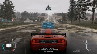 The Crew Calling All Units - Delivering A Crate - McLaren F1 Perf