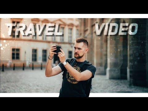 Как снять тревел видео