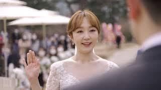 문정♡광일 국회 사랑재 결혼식 영상 (by. 커버넌트필…