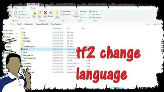 how to change language in team fortress 2