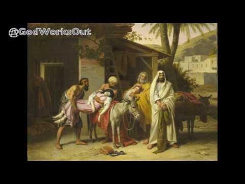 Biblical Stories Episode #5: Gang Rape and Dismemberment