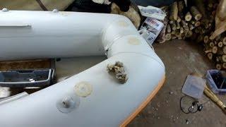 #тюнинг пвх лодки 3 #колибри KM330 DSL #своими руками  #мексиканец(мексиканец ТВ В данном ролике я показываю нюансы моей лодки ПВХ купленной 1,5 года назад. Это лодка #Колибри..., 2017-01-04T05:03:16.000Z)