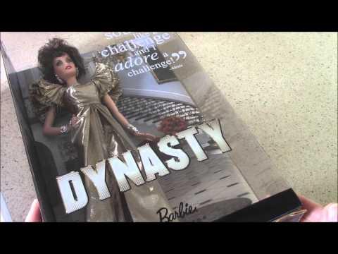 """Terrific TV Toys: """"Dynasty"""" Barbie dolls -- Part 1, Alexis"""