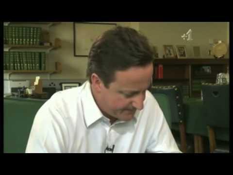 David Cameron decisive on gay rights