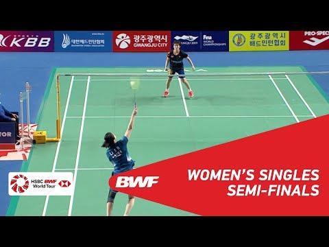 SF | WS | GOH Jin Wei (MAS) [7] vs LI Xuerui (CHN) | BWF 2018