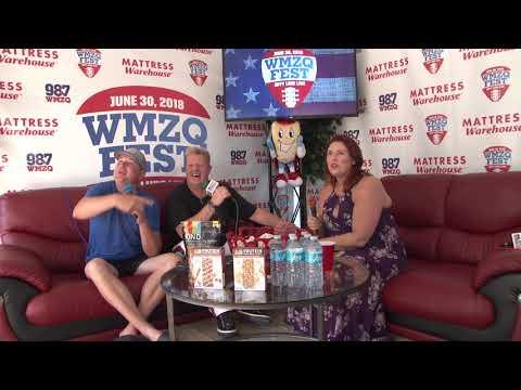WMZQ Fest - Rascal Flatts Backstage Interview at WMZQ Fest 2018 (VIDEO)