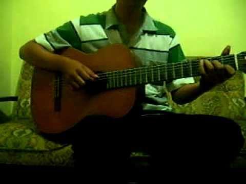 Ahmad Albar_Syair Kehidupan_Guitar Tutorial_Kartono