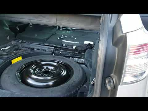 how-to-remove-amplifier-from-lexus-rx350-2010-for-repair.