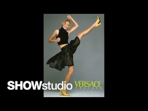 Amber Valletta talks to Nick Knight about shooting with Richard Avedon: Subjective