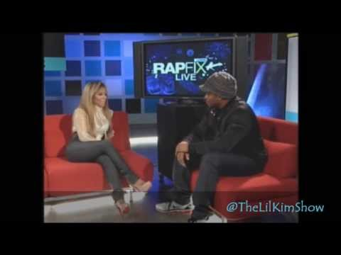 Lil Kim RAP FIX LIVE 2011 a KILLER BEE CUT