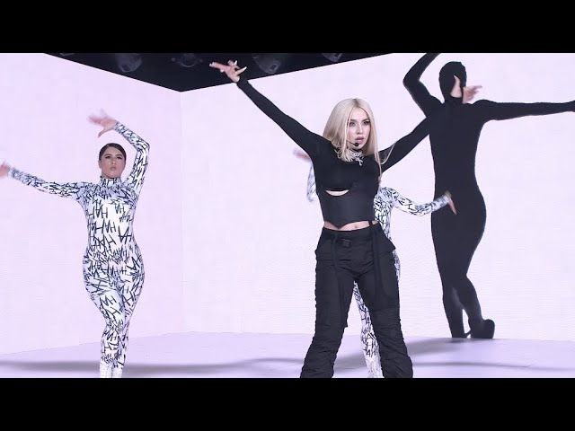 Ava Max – Who's Laughing Now (Live Performance)