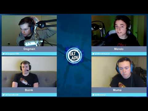 Ultimate Advantage Podcast - Episode 5 (Mendokusaii, Muma, Boink)