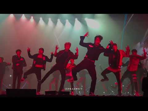180316 EXO #4 The EℓyXiOn in Bangkok - Run This