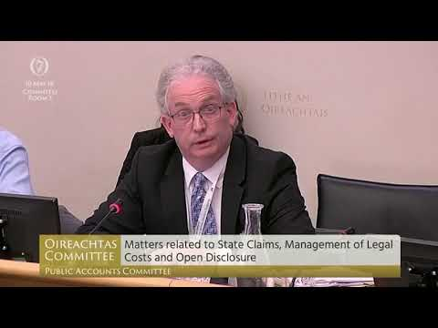 Senator  to HSE boss: 'We have to hold people to account'