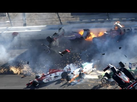I Car Crash Indy
