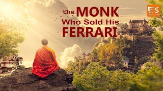 Learn English audiobook: The Monk Who Sold His Ferrari