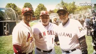 MLB Legends Game. 5/23/15 - Cooperstown, NY
