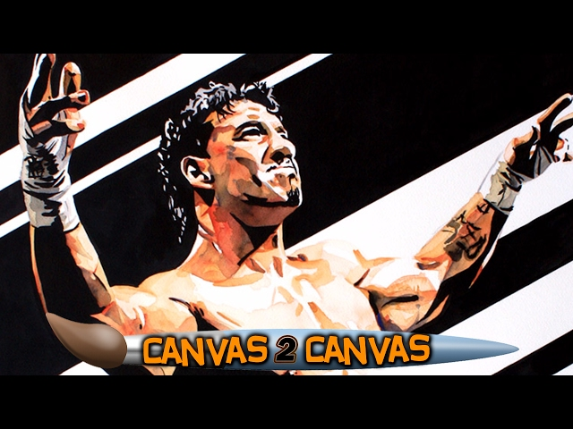 Latino Heat steals a victory on the canvas: WWE Canvas 2 Canvas