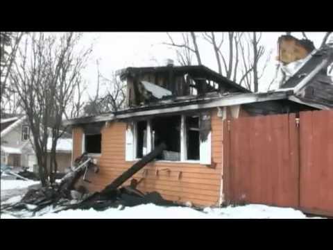 East Berne house fire