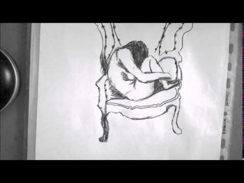 aprender a dibujar  deprimida girl  YouTube