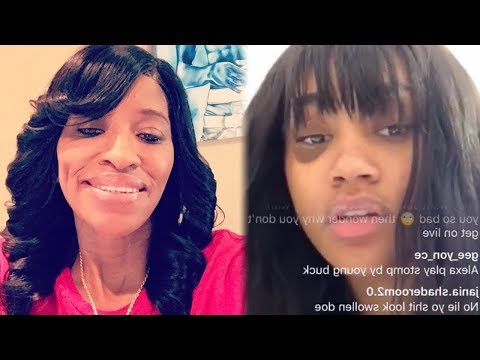NBA YoungBoy Mom Goes Off On Jania Having A Black Eye