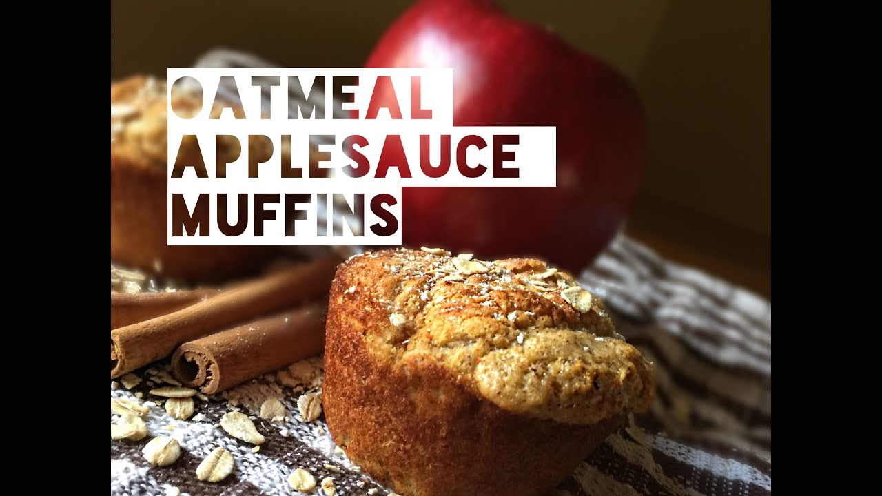 Low Fat Oatmeal Muffin Recipes
