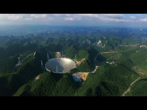 FAST: China's New Deep Space Radio Telescope