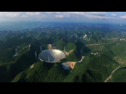 FAST: China's New Deep Space Radio Telescope