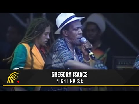 Gregory Isaacs - Night Nurse - Live Bahia Brazil