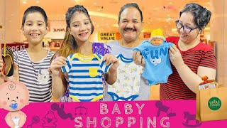 First shopping For Baby | choudhary family | Vivek Choudhary Ft Khushi Punjaban