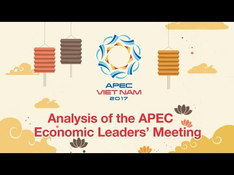 Live: Analysis of the APEC Economic Leaders' Meeting解读APEC成果