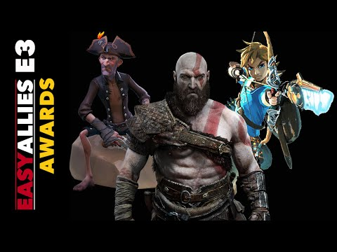 Easy Allies E3 2016 Awards streaming vf