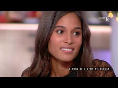 L'ange de Victoria's secret - C à vous - 05/12/2016