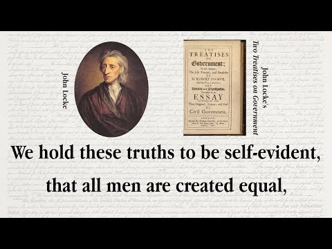 Declaration of Independence Song - We Hold These Truths