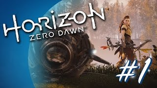 видео horizon zero dawn ps4