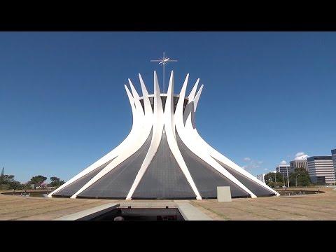 Resultado de imagem para catedral de Brasilia