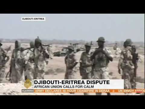 Failed State of Eritrea attacks Djibouti again over Ras Doumeria Dispute