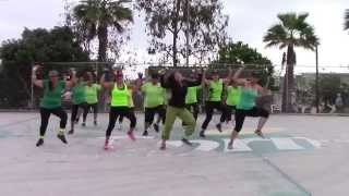 TIPPY TOE - ZUMBA TONING