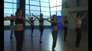 cours danse modern jazz St vulbas