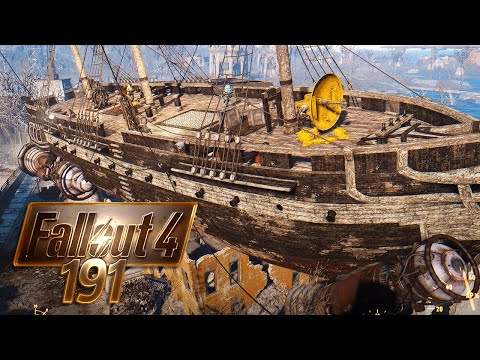 FALLOUT 4 [191] - ENDLICH: Die USS Constitution