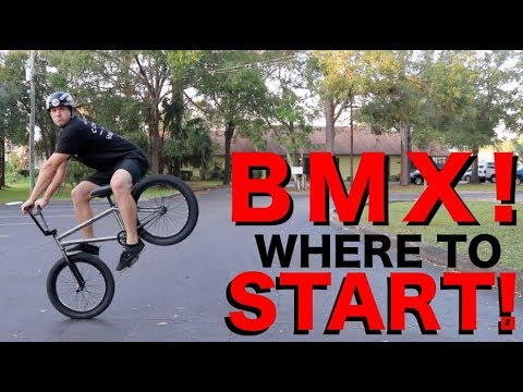 THE KEY TO LEARNING TRICKS IN BMX! (*SEQUEL*)