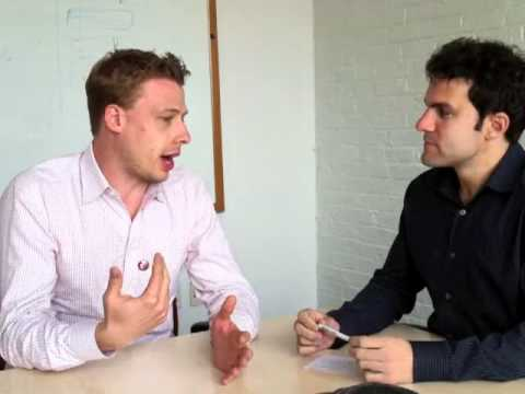 Interview with Jan Reichelt - co-founder of Mendeley
