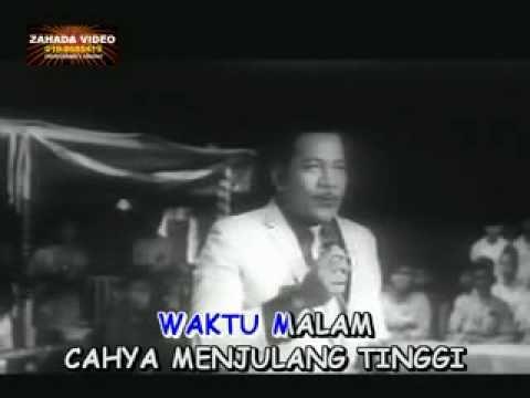 "Keroncong Kuala Lumpur (KARAOKE) P.Ramlee versi ""Anak Bapa"" (1968)"